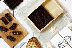 Turrón de pan con chocolate en crock pot