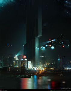 Dark Future, Cyberpunk, Brutalismo, Rascacielos y otras obsesiones. - Página 20 - ForoCoches