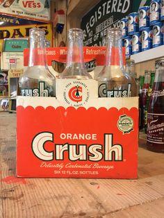 Bottle Caps, Beer Bottle, Soft Drink, Mineral Water, Soda Bottles, Vintage Bottles, Beverages, Drinks, Orange Crush