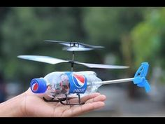 Friends in this tutorial you will Learn how to make a Flying Airplane with waste material like coke Plastic bottle and cardboard etc. I hope your kids gonna . Science Projects, Projects For Kids, Diy For Kids, Crafts For Kids, Diy Bottle, Bottle Crafts, Airplane Crafts, Wooden Plane, Diy Tank