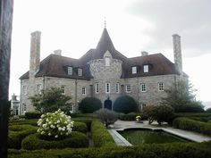 ARCHITECTURE – carcassonne castle marblehead neck ma - Google Search
