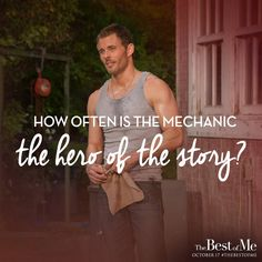 We're all rooting for the underdog. Amanda + Dawson = forever! | The Best Of Me