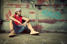 graffiti portrait photography - Google Search