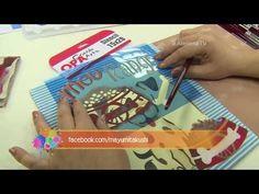 Ateliê na TV - Rede Vida - 24.04.2017 - Mayumi Takushi - YouTube