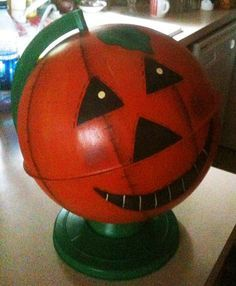 jack o lanterns repurposed items - Google Search