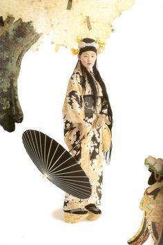 Nippon-Graph. Kimono-hime / kimono姫 5 - Shodensha Mook 祥伝社ムック - June 2004