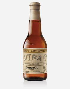 Septem CITRA Beer