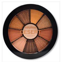 Ruby Rose Eyeshadow Palette multi colors and intense pigmentation! Girls Makeup, Glam Makeup, Love Makeup, Makeup Cosmetics, Beauty Makeup, Pretty Makeup, How To Make Hair, Make Up, Rubin Rose