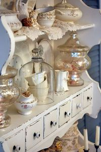 I love French interiors as much as I love the exteriors!
