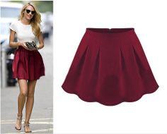 Bubble Skirt Pleated Skirt – Dress Me Good
