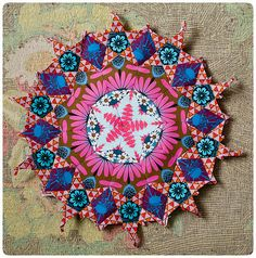 Rosette 2 | Rosette type 2, not finished yet, but I just cou… | Flickr
