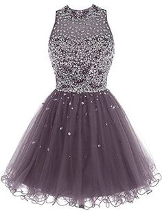 Bbonlinedress Short Tulle Beading Homecoming Dress Prom G... https://www.amazon.com/dp/B0196F5RCK/ref=cm_sw_r_pi_dp_HsWLxbC11YEE7