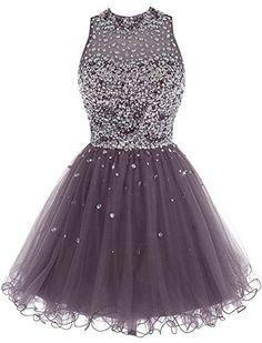 Bbonlinedress Short Tulle Beading Homecoming Dress Prom Gown Grey 2 Bbonlinedress http://www.amazon.com/dp/B0196F56SU/ref=cm_sw_r_pi_dp_dZp1wb0F5SNAQ