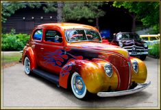 38 Ford Deluxe