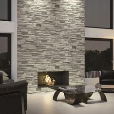 Brick Lava Feature Wall Tiles