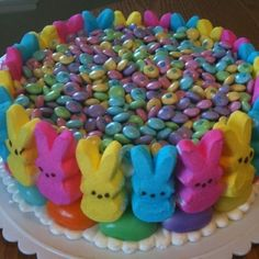 Happy Easter!!! Time to eat & drink till you pop!!! :-) - Click image to find more hot Pinterest pins