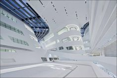 Библиотека и учебный центр в Вене + (Видео)