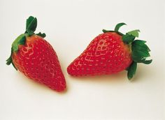 Strawberries are loaded with vitamin C and are only 45 calories per 8 berries.