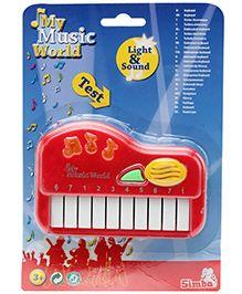 Simba - My Music World Mini Keyboard