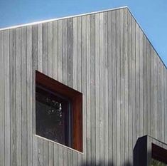 Hymor Timber are suppliers of quality kiln dried joinery grade hardwood and softwood from sustainable sources. With machinery facilities for your own design, or one of our many standard moldings. Wood Cladding Exterior, Larch Cladding, Shed Design, House Design, Western Red Cedar Cladding, External Cladding, Sweet Chestnut, Modern Barn House, Exterior Design