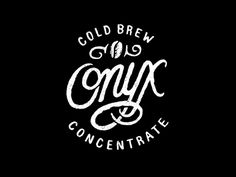 Onyx Cold Brew Concentrate