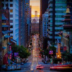 San Francisco's California Street