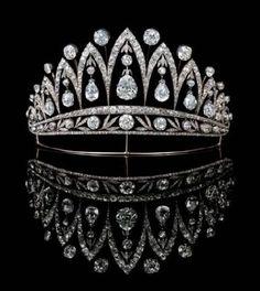 Russian royal tiara...