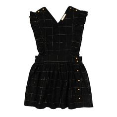 Diana Lurex Checked Dress-product