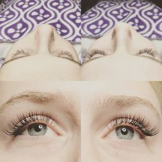 Eyelash Extensions add length and volume to your natural Lashes Lashed Up Sydney
