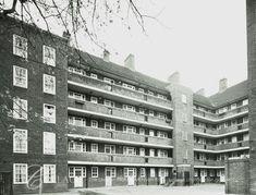 Pembury Estate: Exterior London House, Vintage London, London Photos, Local History, East London, Vintage Photography, Schooldays, England, Exterior
