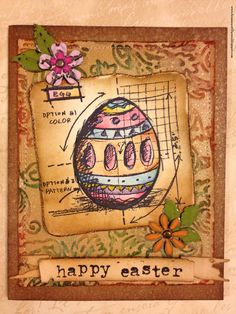 tim holtz easter stamps - Google Search