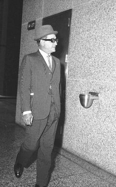 73 Best giancana images in 2018 | Al capone, Chicago outfit, Mobsters