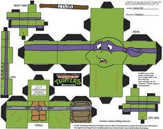 En esta página encontraras una amplia colección de cubeecraft gratis de las Tortugas Ninja. Para descargarlos solamente hay que pinchar sobre las imágenes.