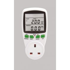 This Ecosavers Memory Energy Meter is a high-grade measuring device that gives you better control of your electricity consumption.