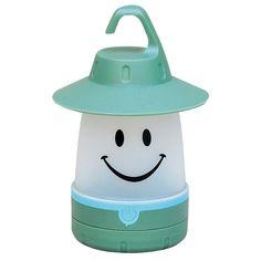 Smile Lantern - Mint - Time Concept, Inc. - Design Inspired Wholesale Giftware