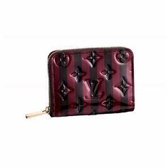 Louis Vuitton Outlet Monogram Vernis Zipper Coin Purse M91721 $132.44 Love it, like it, pin it!!