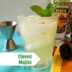 The Real Mojito is a traditional mojito and a favorite in the South ...