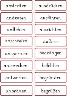 Wie Man Etwas Sagen Kann Adjektive Wortfeld 4