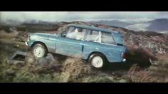 Range Rover: Iconic Luxury SUV Celebrating 45 Years of British Design #landrover #rangerover #suvs #design #legends #cars #autos