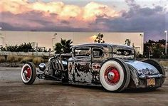 Rat Rod Cruiser