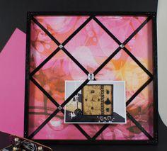 Pin Boards / Notice Boards / Memory Board / by nchantedclocks,