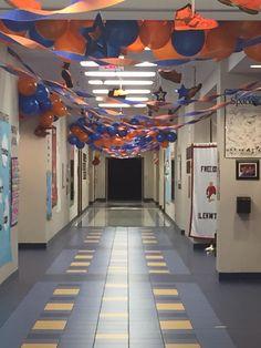 Freedom Elementary getting pumped for APEX Fun Run!