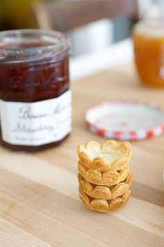 Recipes: Flower Jam Cookies
