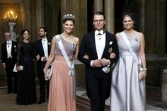 Princess Madeleine wore a new lilac dress by Pronovias.