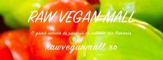 Raw Vegan Mall – O gamă selectă de produse de calitate disponibile în România