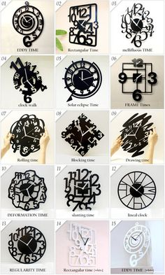 EDDY TIME EDDY TIME etc EDDY TIME EDDY TIME etc Best Picture For Watches unique For Your Taste You are looking for something and it is going to tell you exactly what you are looking for and you didn t find that picture Here you will find hellip Handmade Wall Clocks, Rustic Wall Clocks, Kitchen Wall Clocks, Wood Clocks, Silver Wall Clock, Metal Clock, Clock Art, Diy Clock, Vinyl Record Crafts