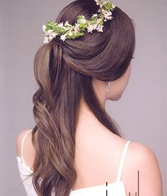 Princess hair :)... possible prom hair?