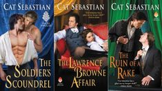A Chat With Cat Sebastian About Writing Queer Characters in Historical Romance - Kelly Faircloth