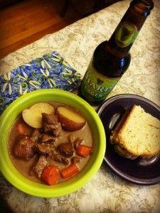 Simple St. Patrick's Day Dinner