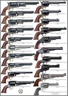 B1-1 Single Action Revolvers